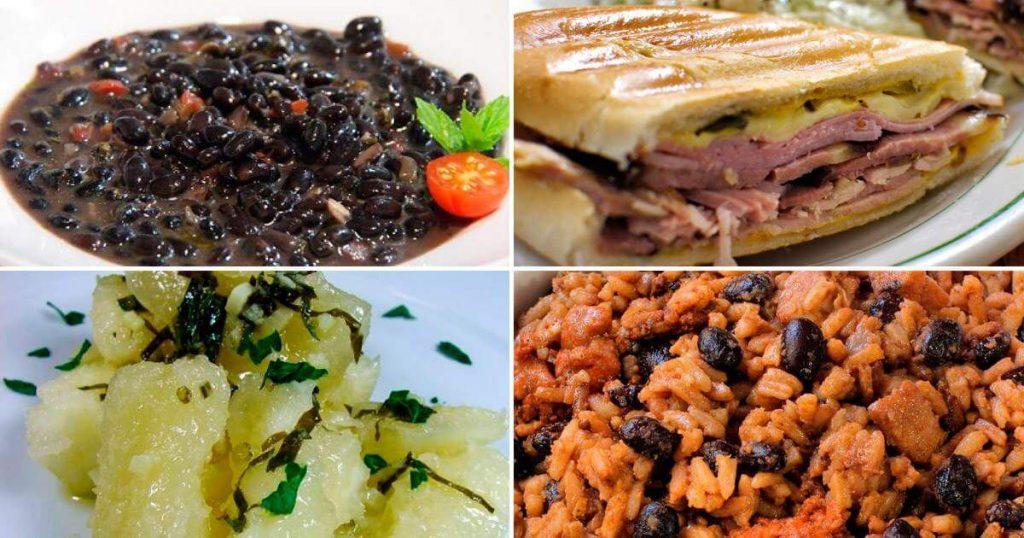 SEO de contenido_platos tradicionales en la mesa cubana
