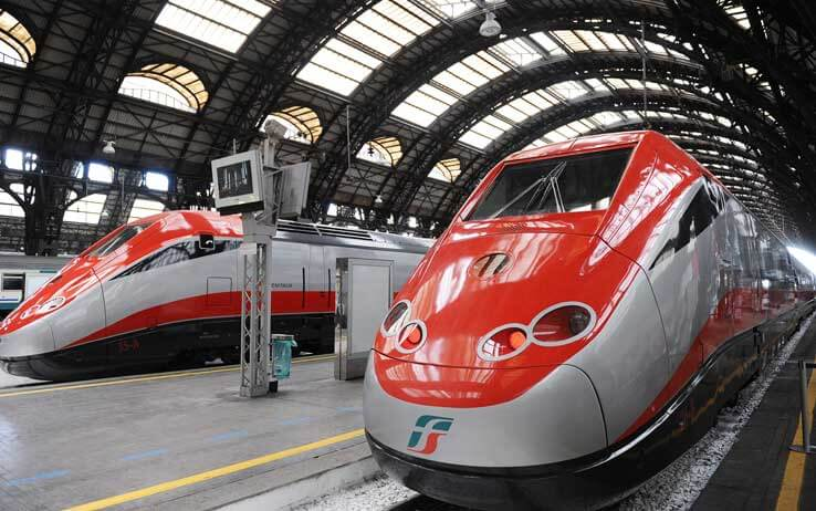 SEO de contenido_tren Italia