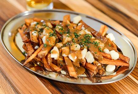 gastronomía-Canadá