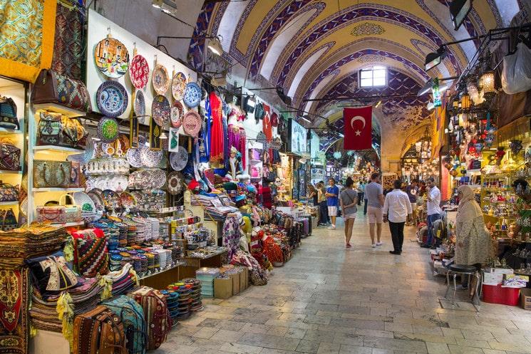 bazar-estambul-Turquía