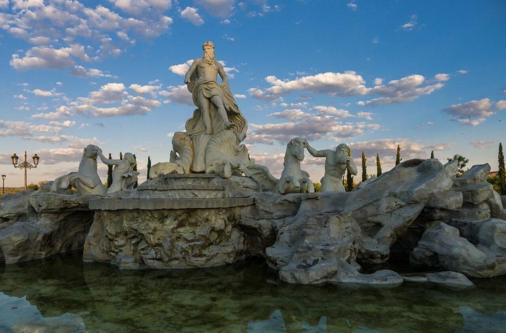 Fontana-Trevi-Roma