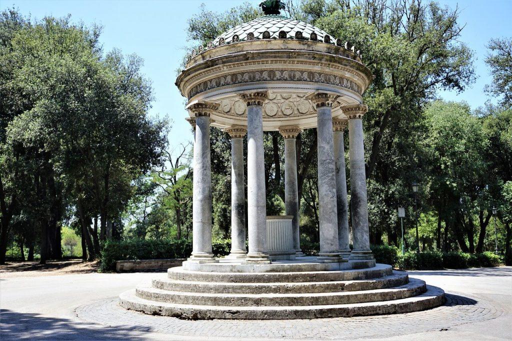 Parque-Borghese-Roma