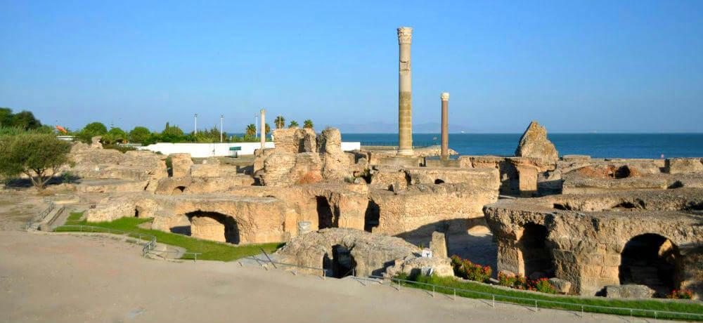 Ruinas-de-Cartago-Túnez