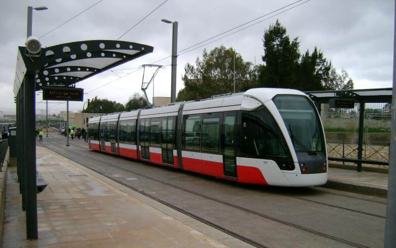Tranvía-Oran
