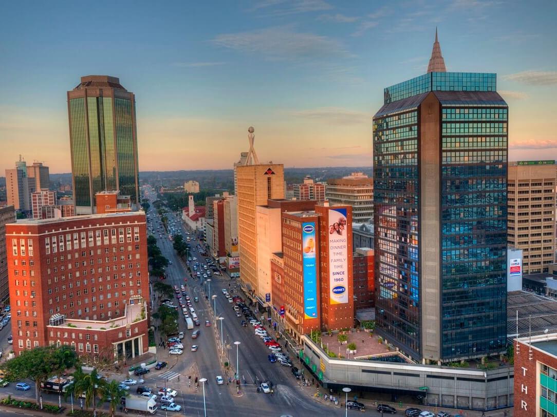 Ciudad Zimbabue
