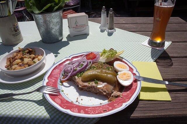gastronomía-Alemania