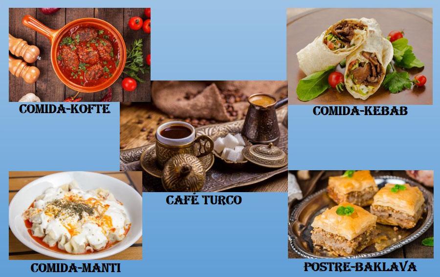 Gastronomía-turca