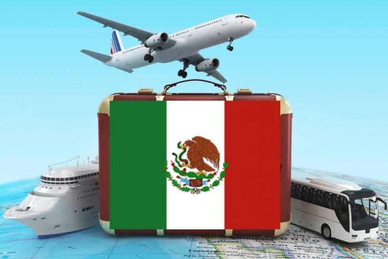 como-llegar-México