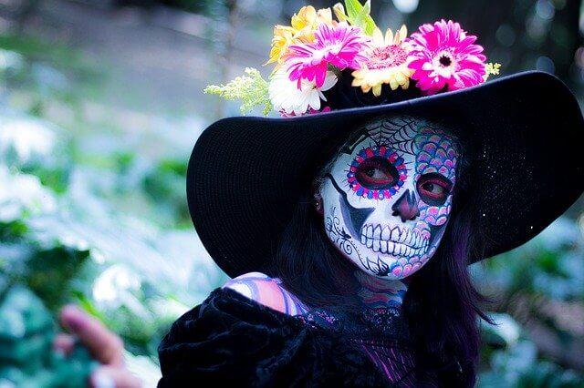 día-de-los-muertos-México