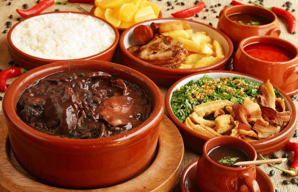 Gastronomía-Brasil