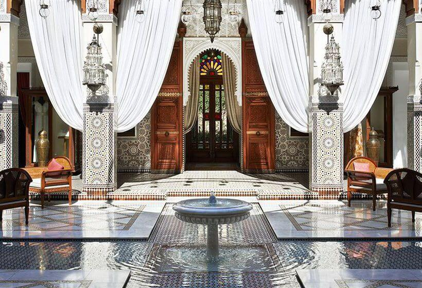 Hotel-Royal Mansour-Marruecos