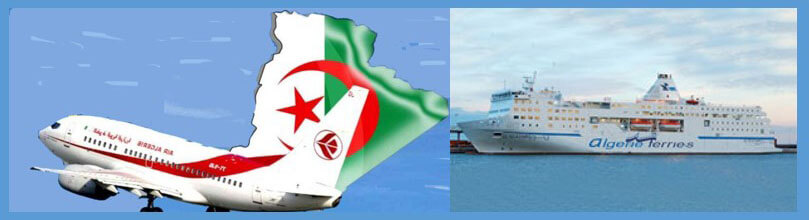 llegar-Argelia