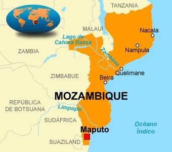 MAPA-MOZAMBIQUE
