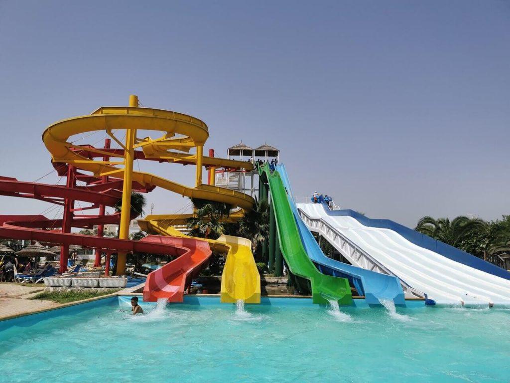 parque aquapark-flipper-Túnez
