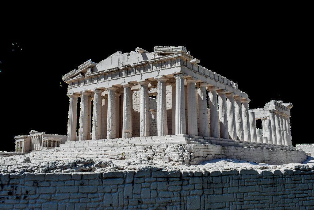 panteón-Grecia