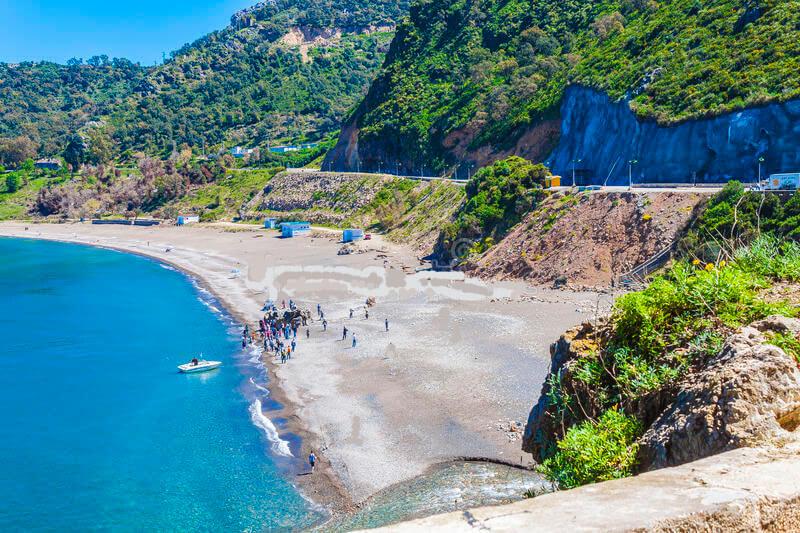 playa-jijel-Argelia
