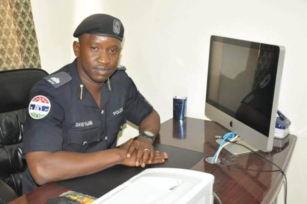 policia-Gambia