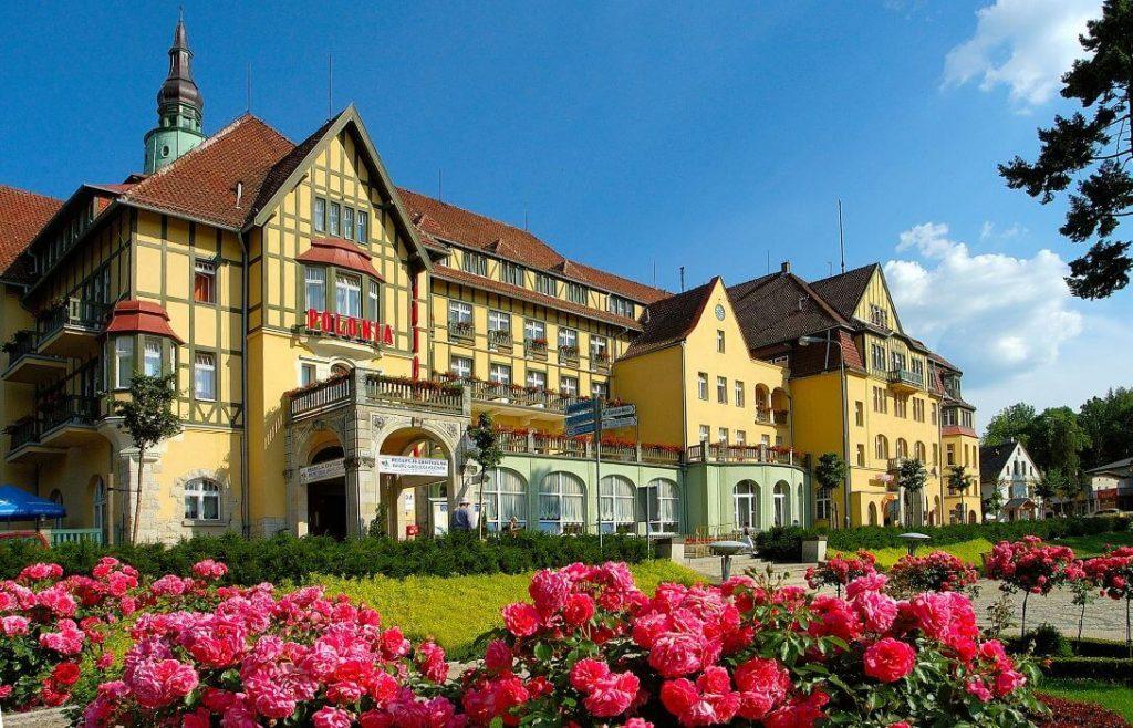 Hotel Polonia - Kudowa-Zdrój