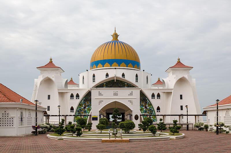 ciudad-Malacca-Straits-Mesquita-malasia