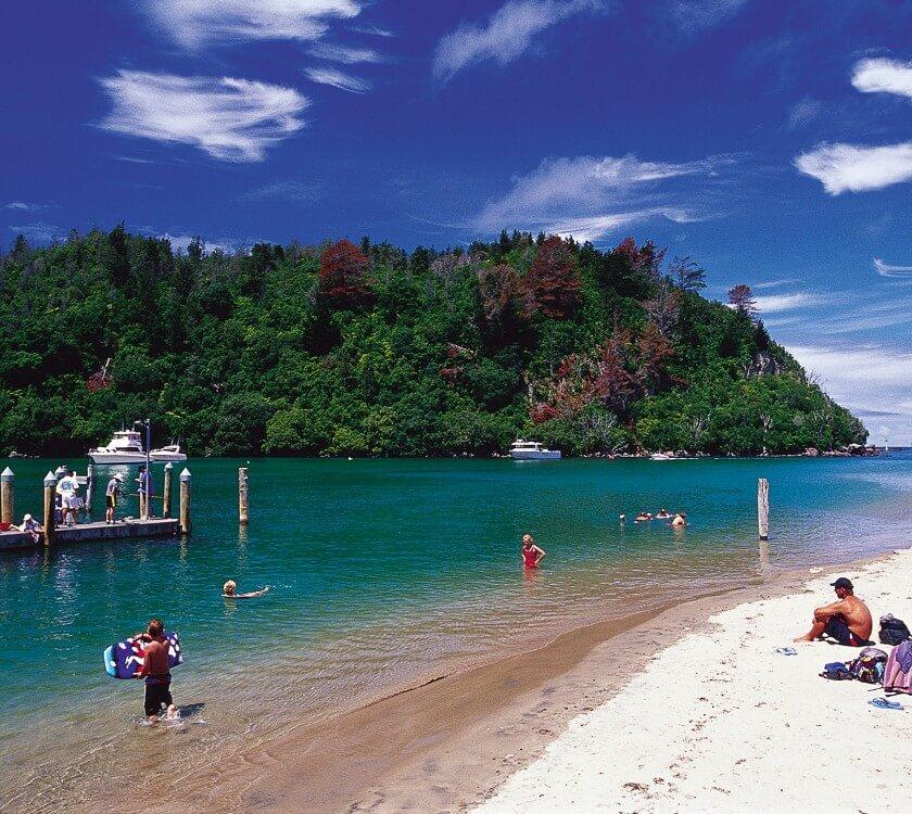 playa-Whangamata-beach-nueva zelanda